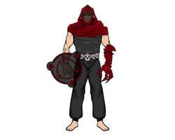 The Dark Wizard by PMD-Warrior
