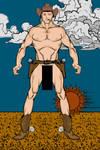 Naked Gunslinger
