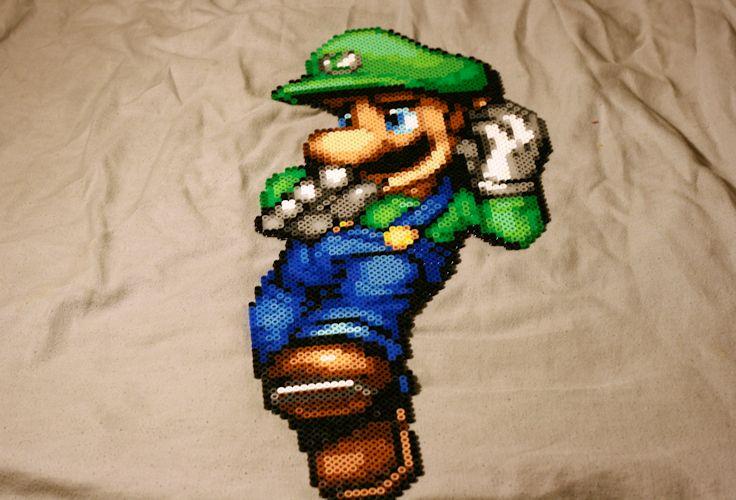 Luigi by Brentimous