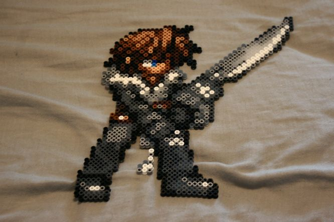 Squall Lionheart By Brentimous On DeviantArt