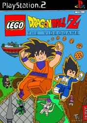 Lego DBZ: The Video Game by Nick-Kazama