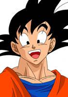 Goku - Do it for him by Nick-Kazama