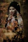 In dunklen Waeldern 1 by Mora-Nox