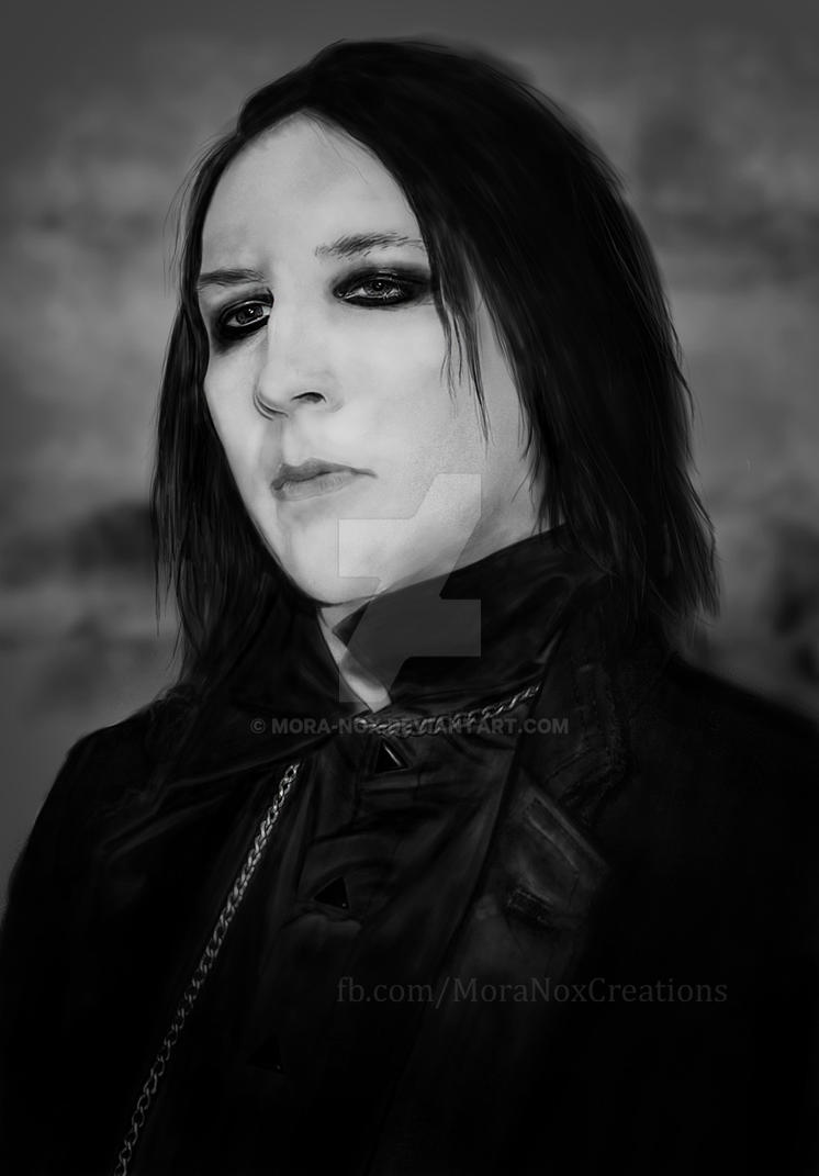 Marilyn Manson by Mora-Nox