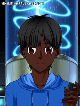 Anime Animated James