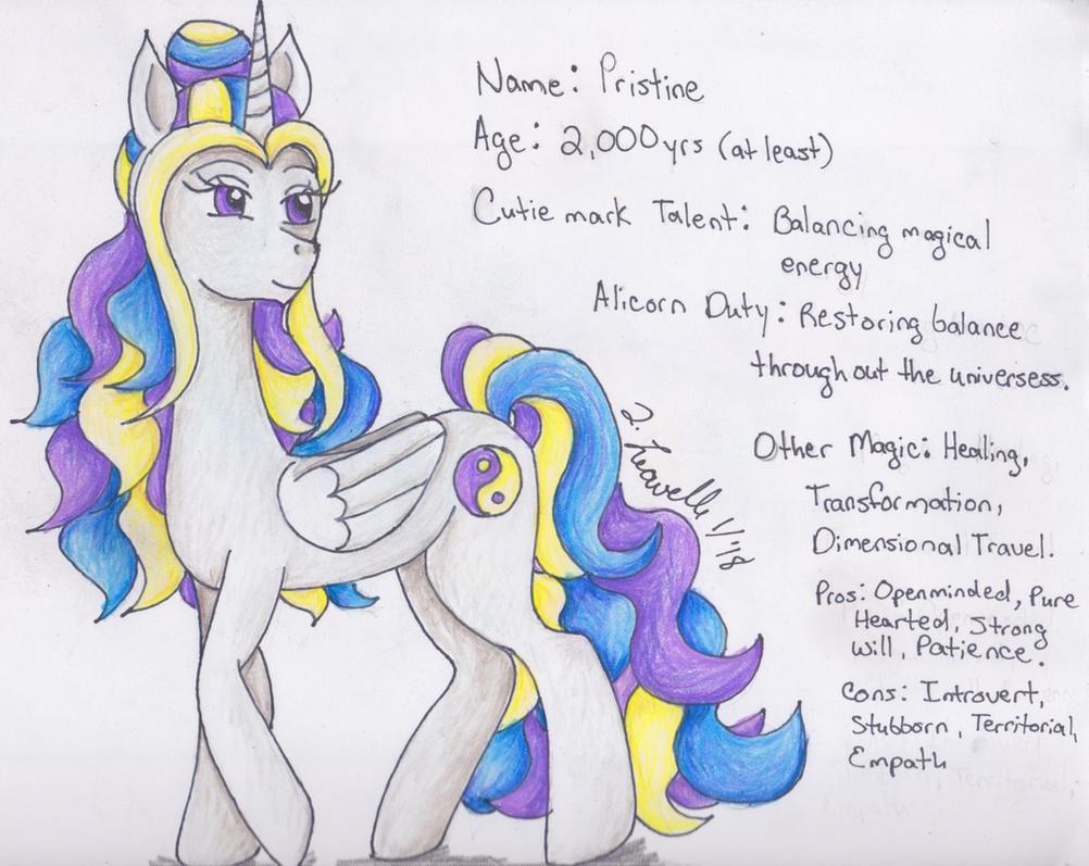Pristine [Profile Sheet] by Pristine1281