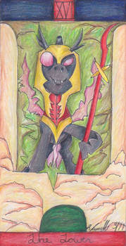 The Tower [Brony Tarot]