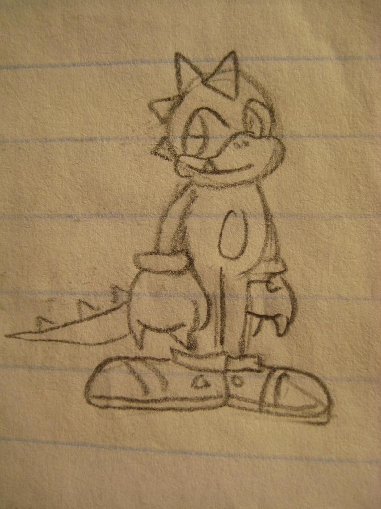 Sonic Spike by GECKO-Nuzlockes