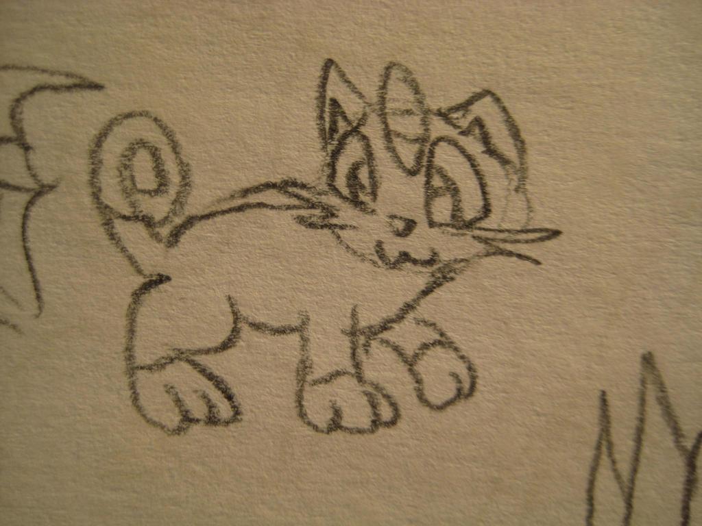 Meowth Kitten by GECKO-Nuzlockes