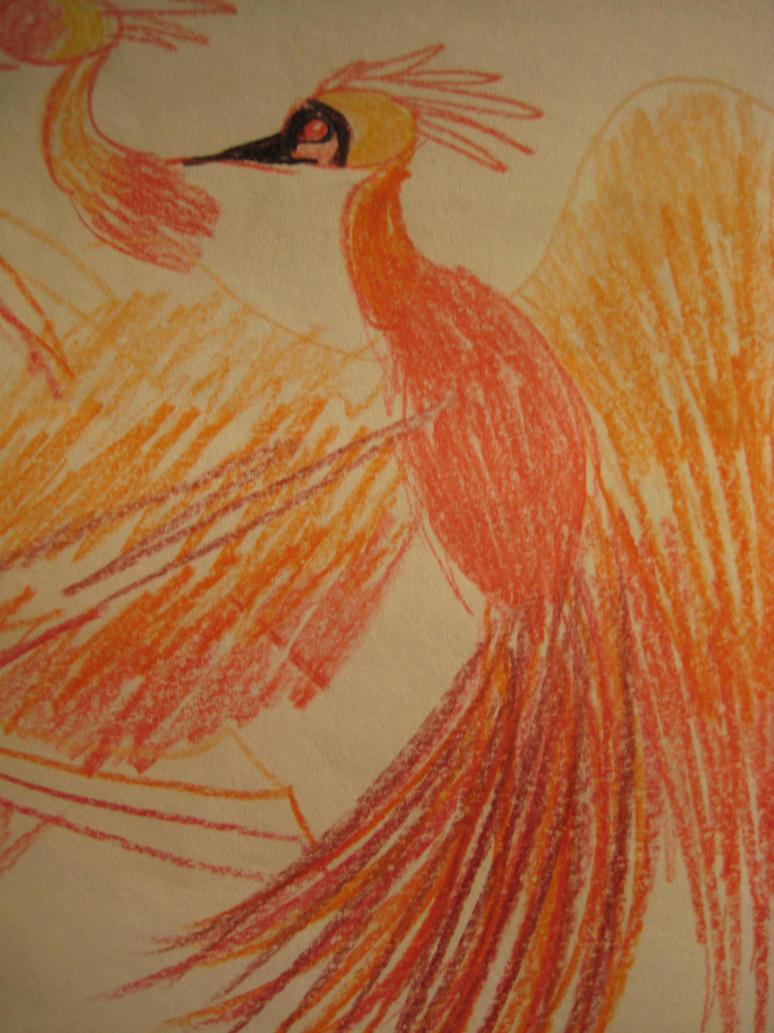 Phoenix Design by GECKO-Nuzlockes