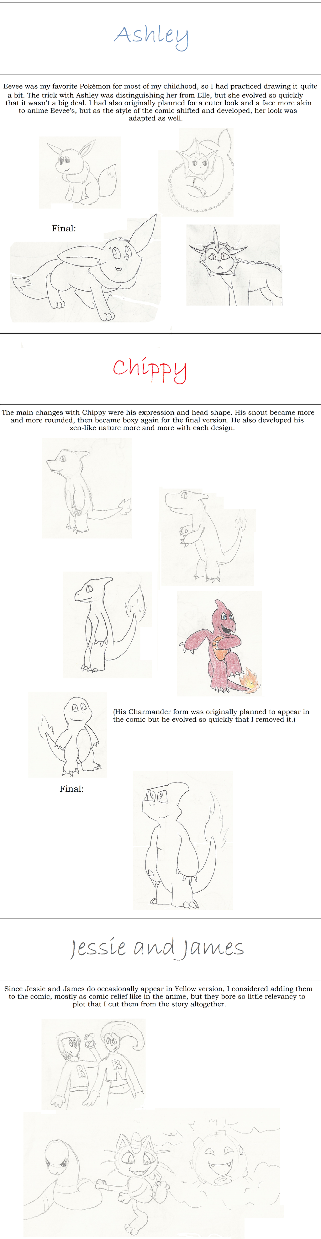 Skyward Concept: Ashley/Chippy/JessieandJames by GECKO-Nuzlockes