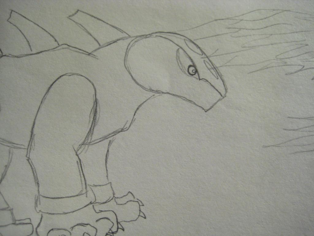 Dino Creature Thing by GECKO-Nuzlockes