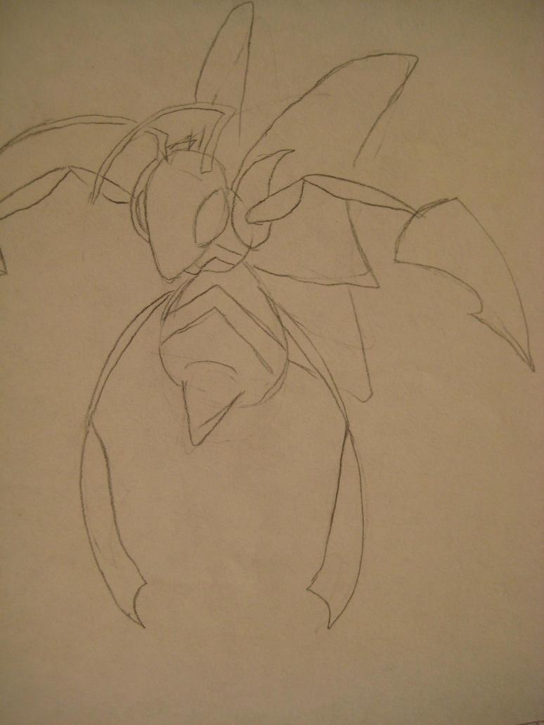 Mega Beedrill by GECKO-Nuzlockes