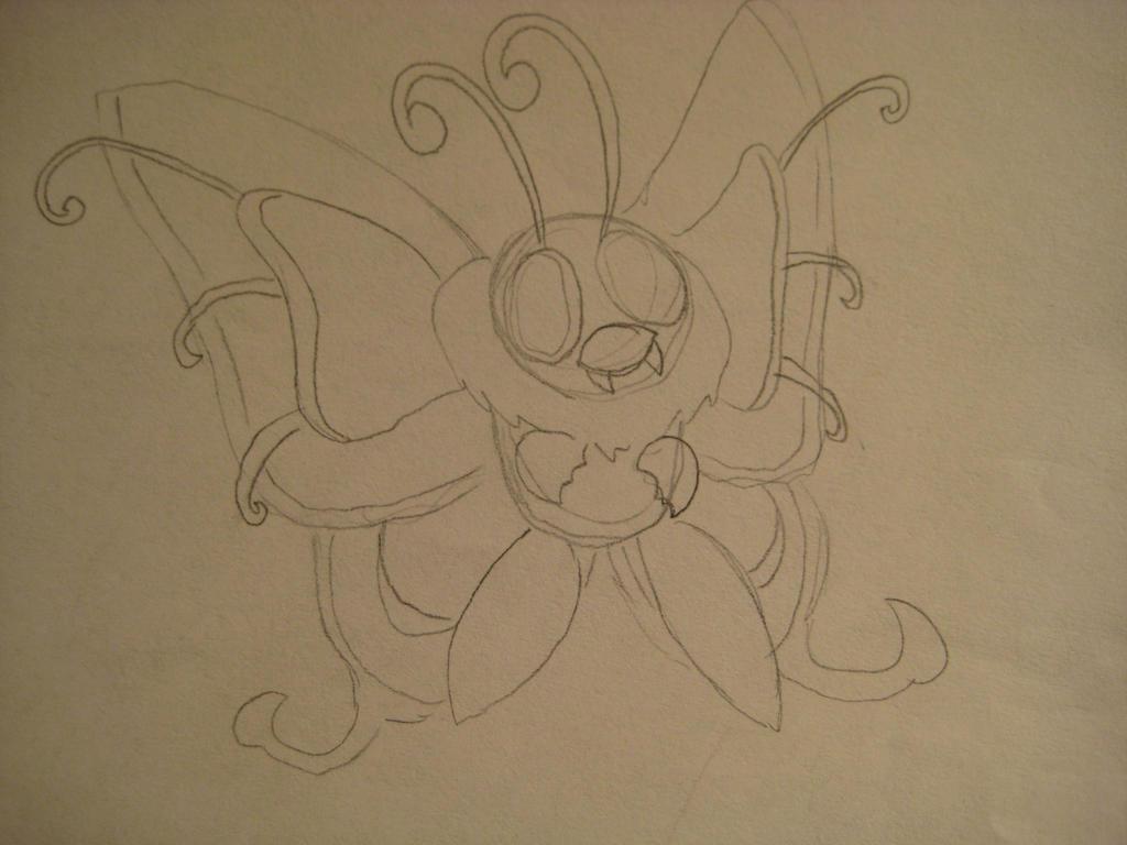 Mega Butterfree by GECKO-Nuzlockes