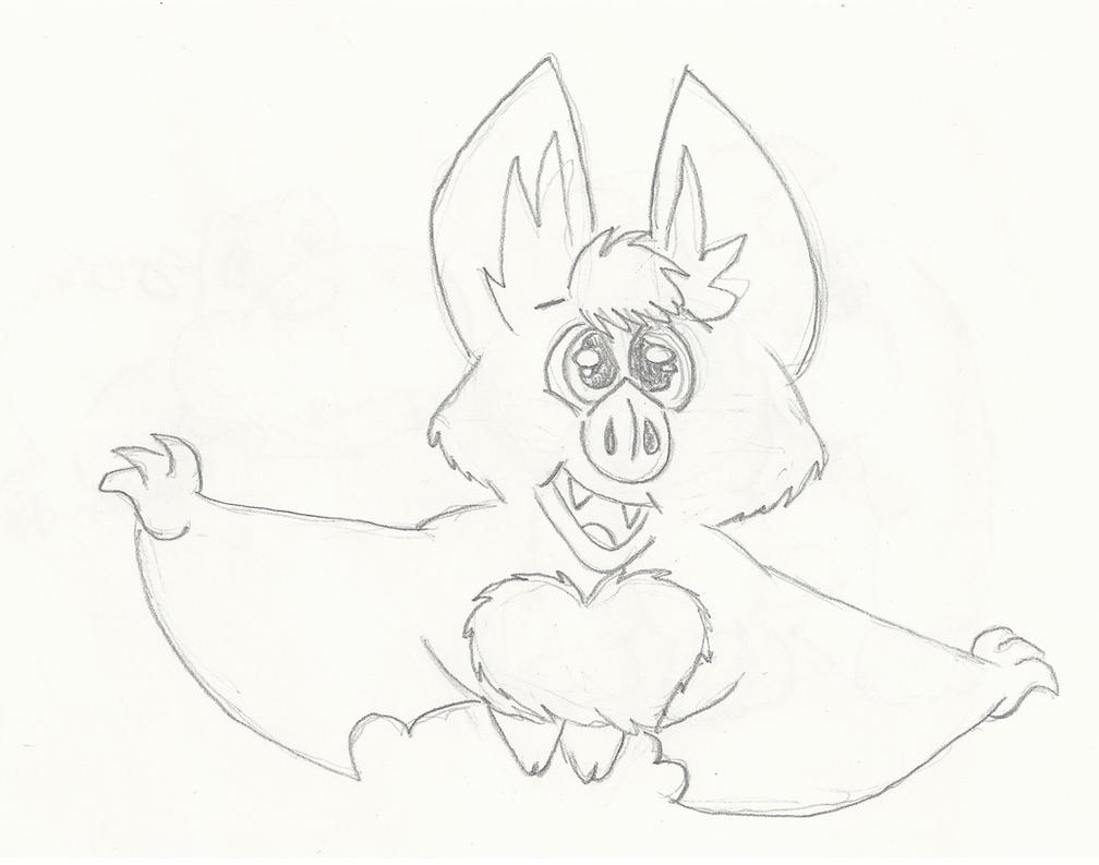 Adorable Bat Guy by GECKO-Nuzlockes