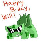 Happy Birthday, Will!!