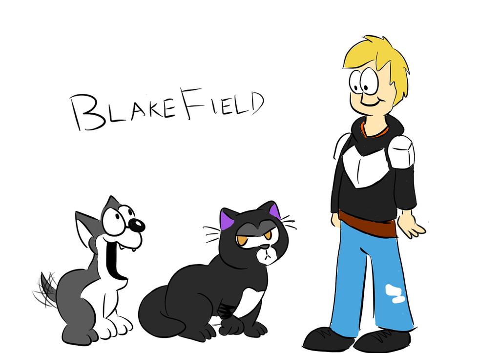Blakefield - RWBY Garfield by GECKO-Nuzlockes
