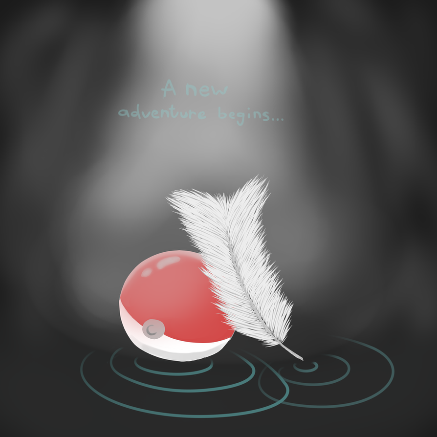 A new adventure begins... by GECKO-Nuzlockes