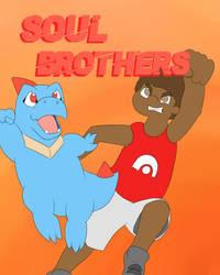 Soul Brothers Nuzlocke cover by GECKO-Nuzlockes