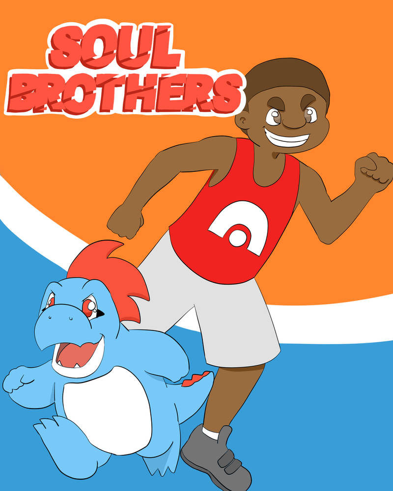 Soul Brothers Comic Cover [New]