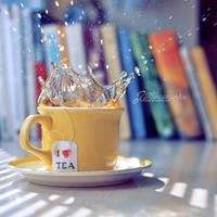 I 'heart' tea