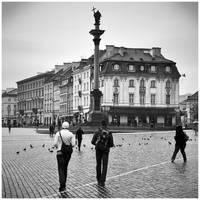 Castle Square I by Justysiak