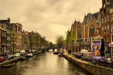 Amsterdam by ArjenCalter