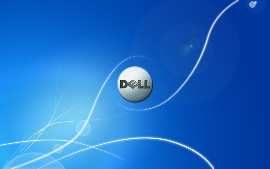 wallpaper dell. Dell Wallpaper by ~An0therOn3
