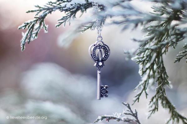 Key to heaven by lieveheersbeestje