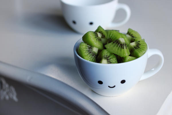 Kiwi cup by lieveheersbeestje