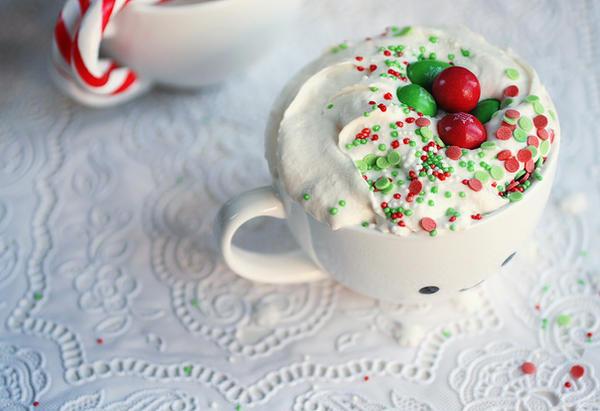 Christmas candy by lieveheersbeestje
