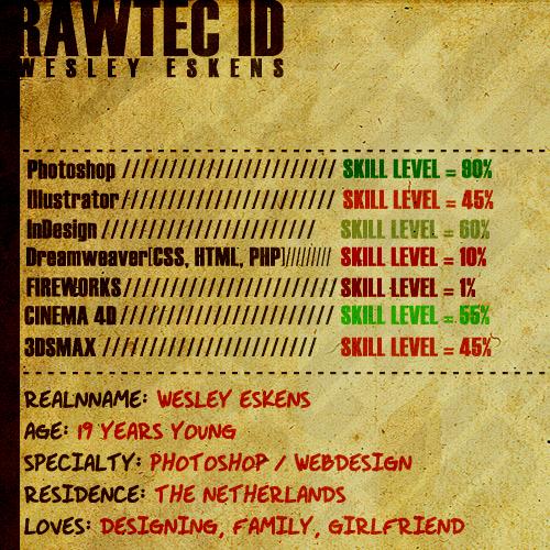 rAwtec's Profile Picture