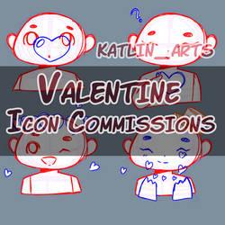 [Icon Commissions]Valentine Chibis