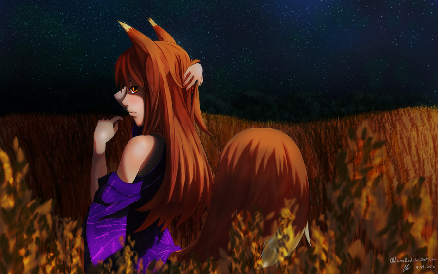 Holo at Night by Murimu