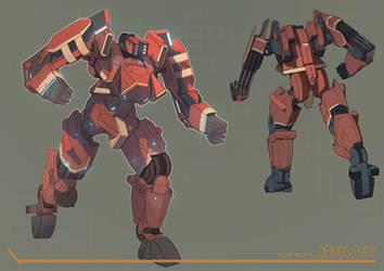 Jaeger Design Sheet by CDKN