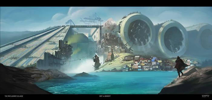 Bot vs Bandit - The Reclaimer Village