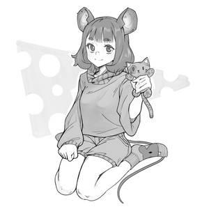 Rat-girl