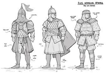 2020-05-25 Rus Warrior Design Sketch