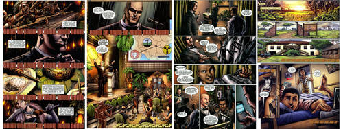 The Last Phantom 1 preview by Ferigato