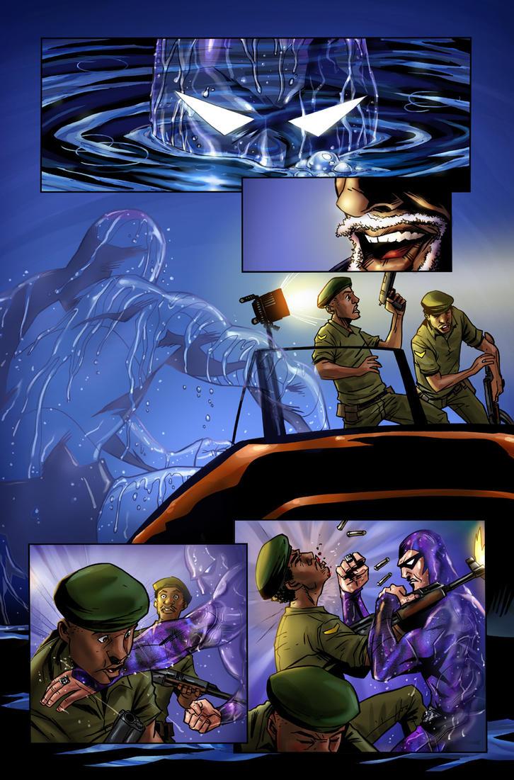 Last Phantom 9 colors by Ferigato