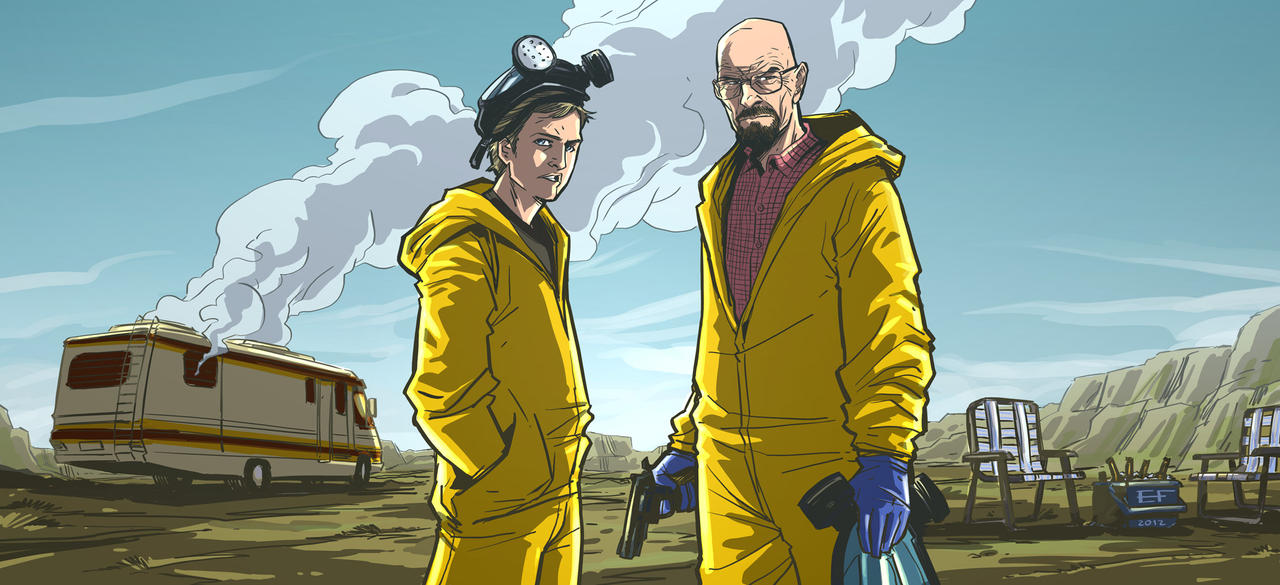 Lets Cook some Meth by Ferigato