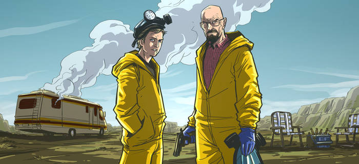 Lets Cook some Meth