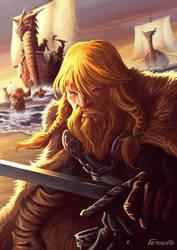 Vikings by Ferigato