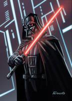 Darth Vader by Ferigato