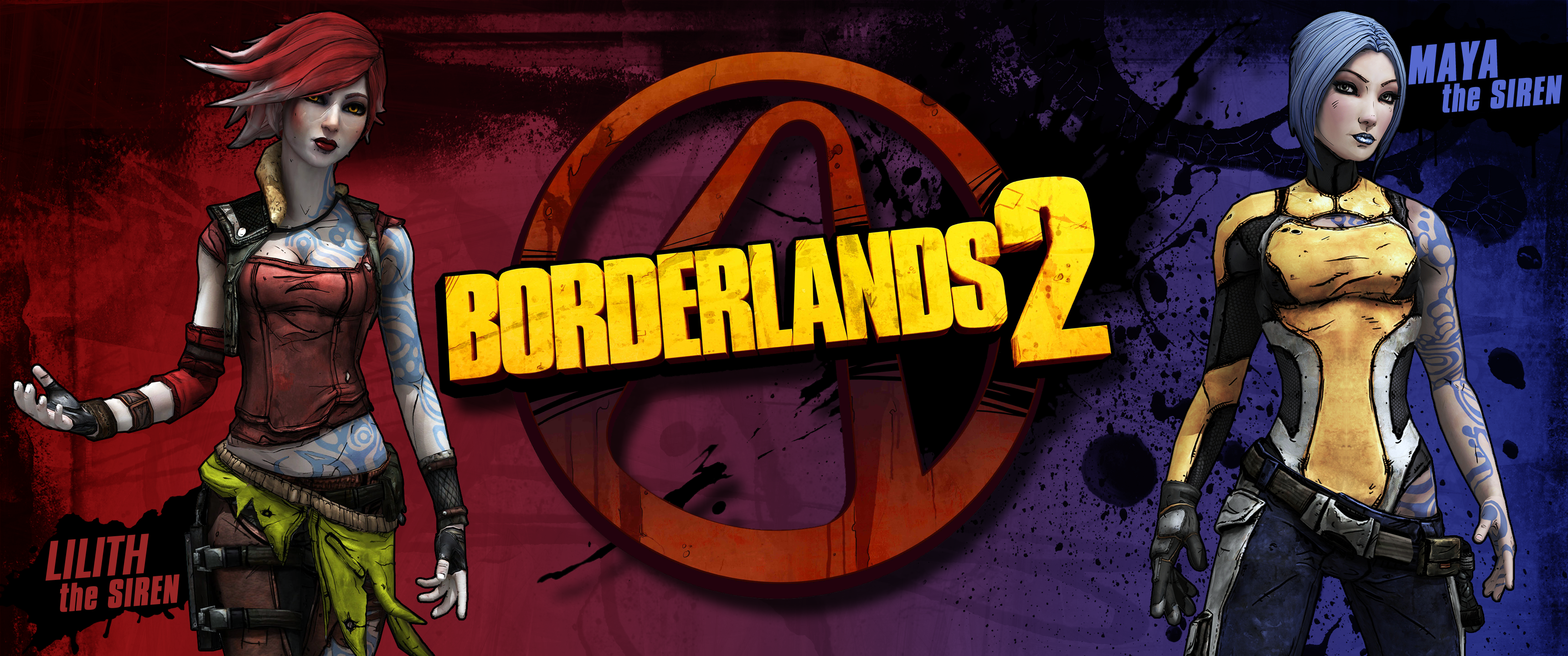 2 sirene nackt borderlands Tricky Traps