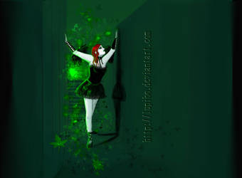 Verde finally by lupibo