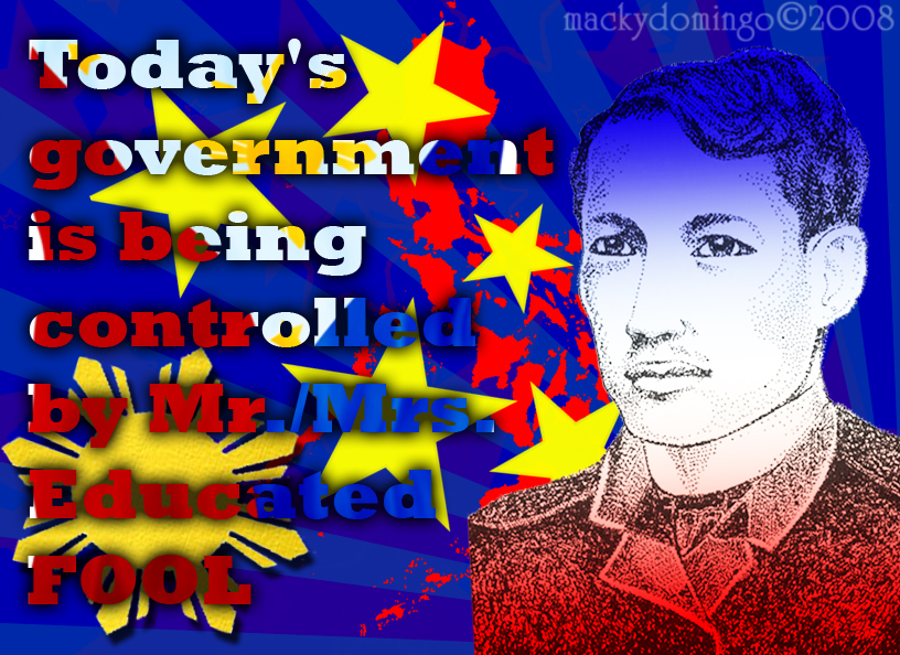 """love of country rizal Country, the philippine archipelago, is no different  hero in our country   translated rizal's essay el amor patria (""""love of motherland""""), he."""