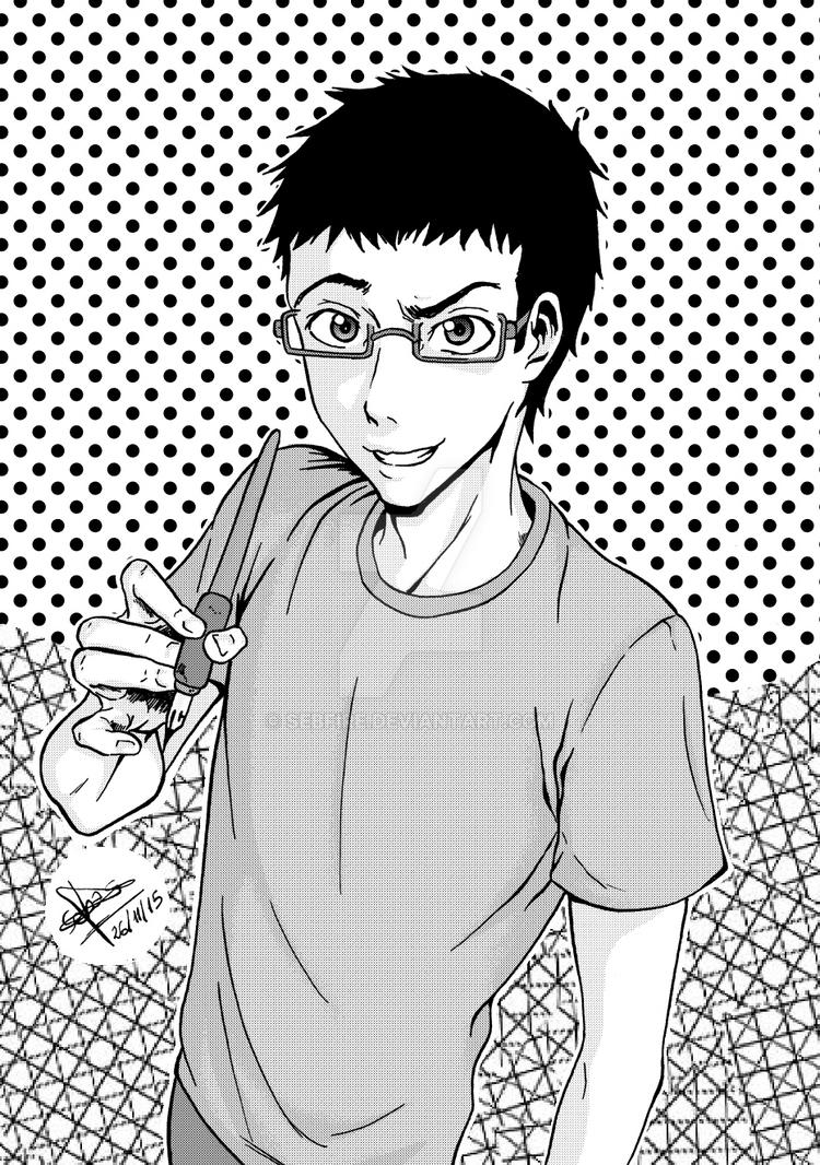 I manga - new version November 26, 2015 by Sebfire