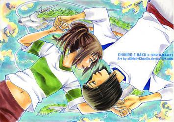 PRIZE - Chihiro e Haku