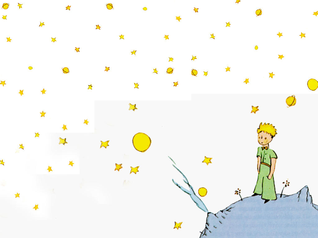 Le Petite Prince Wallpaper By Pureeyed On Deviantart